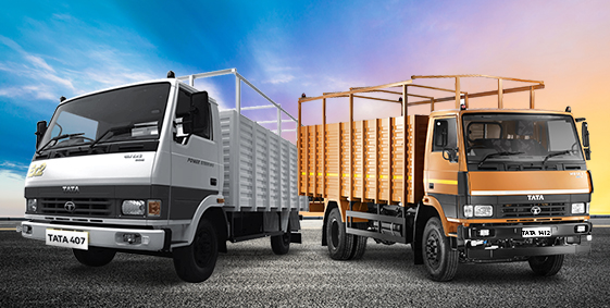 Tata Ultra Light duty trucks