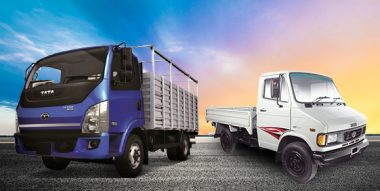 Tata Light Trucks make some of the best Recovery Vans in the Market