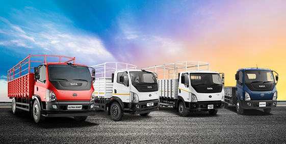 Tata Light Trucks Applications