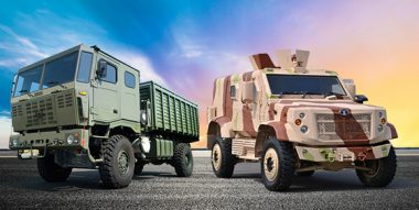 Tata Light Armored Vehicles