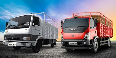 Key Differences between Tata Ultra Series and Tata 407
