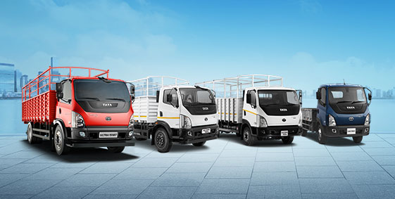 Tata Light Commercial Vehicle Models