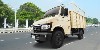 What is the Mileage of Tata 407 Truck