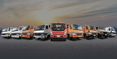 Tata Light Trucks All Models