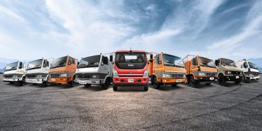 What makes a truck, a light commercial vehicle