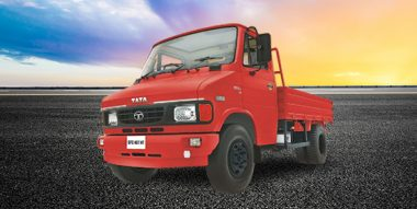 How Tata Light Trucks have been used in construction applications?