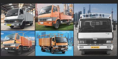 How Tata Light Commercial Vehicles are used in Mobile Business Applications?