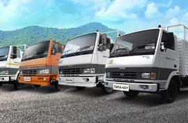 Tata 709 Light Truck