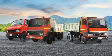 Best BS6 Tipper Trucks for Construction Applications