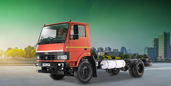 Tata 1412g LPT Trucks Overview