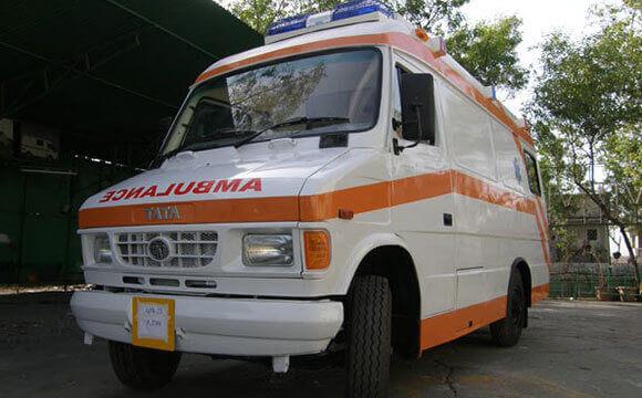 Tata Light Trucks Ambulance