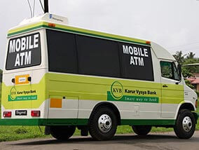 Mobile ATM
