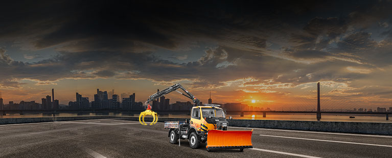 TATA Light Trucks - Applications