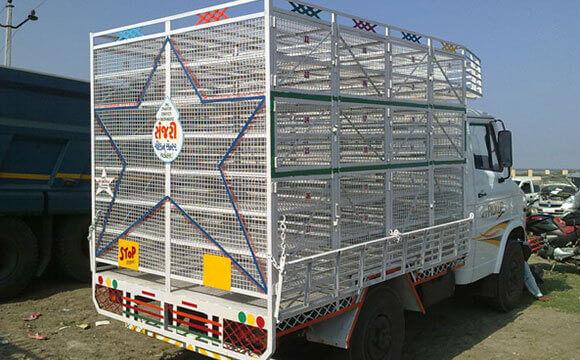 Tata Light Poultry Trucks