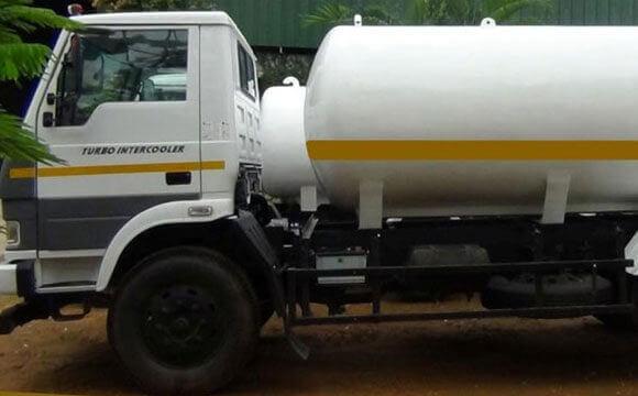 Tata Fiber Tanker