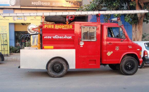 Tata Fire Fighter