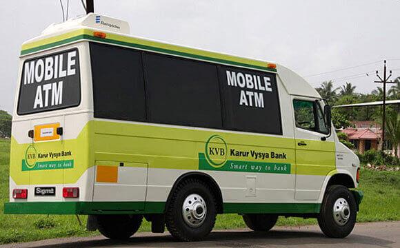 Tata  Mobile ATM