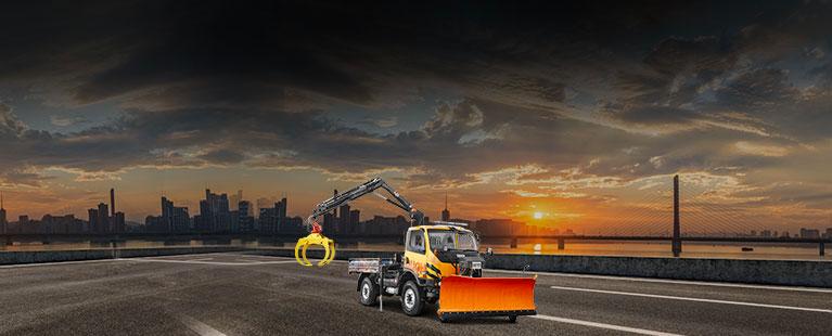 TATA Light Trucks - Applications