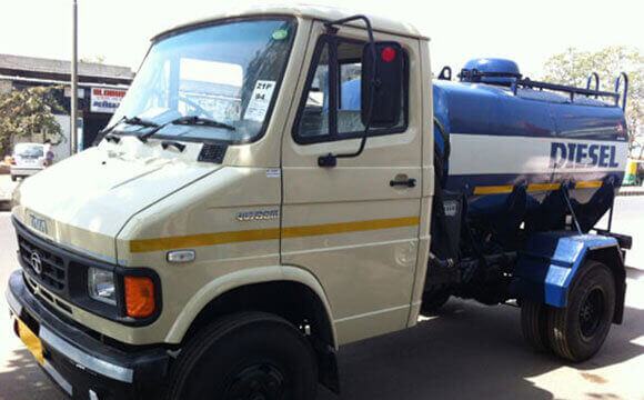 Tata Oil Tanker