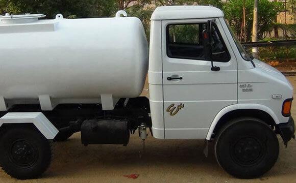 Tata Water Tanker
