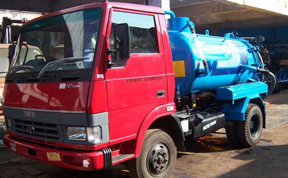 Tata Suction Tanker