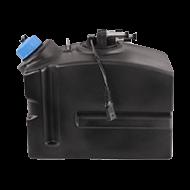 DFF Tank Capacity