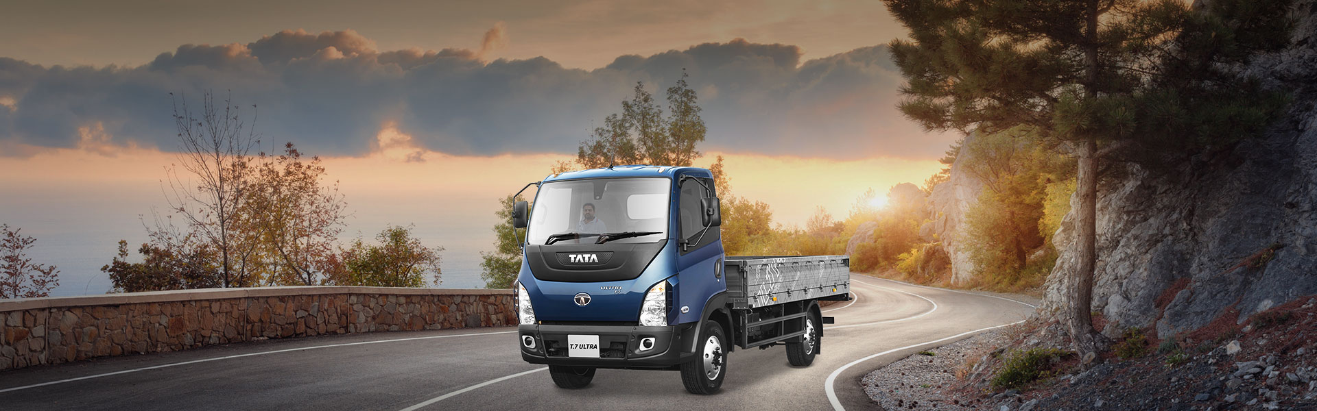 TATA Light Trucks - Contact Us