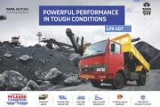 Tata LPK 407 Brochure