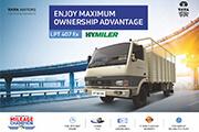 Tata LPT 407 EX/34 HYMILER