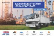 Tata LPT 709 Ex CNG BS IV Brochure