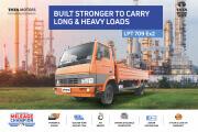 Tata LPT 709 EX2 BS IV Brochure