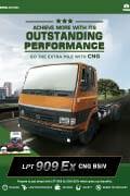 Tata LPT 909 Ex CNG BS IV Brochure