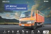 Tata LPT 909 Ex2 BS IV Brochure