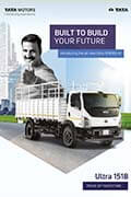Tata Ultra 1518 BS IV Brochure