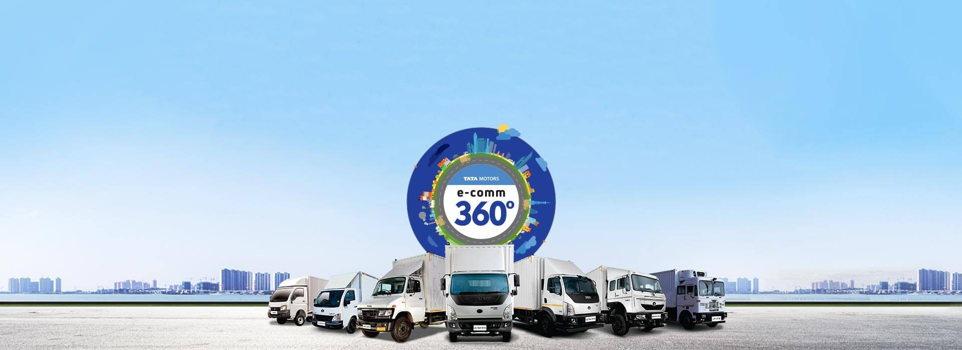 Tata Light Trucks E-comm 360