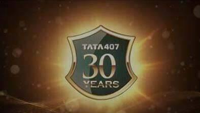Tata 407 Truck 30 Years