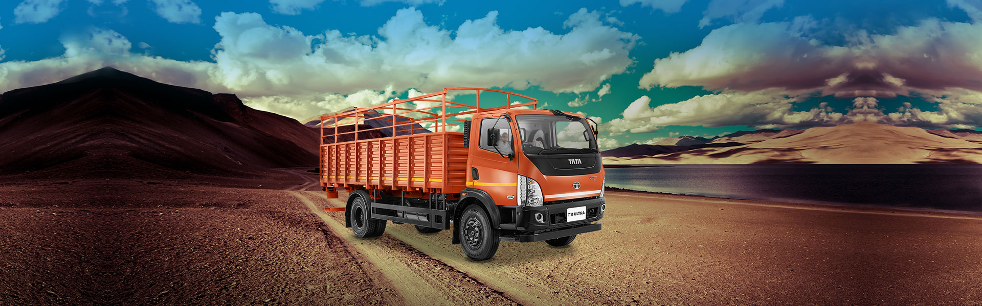 TATA Light Trucks - Gallery