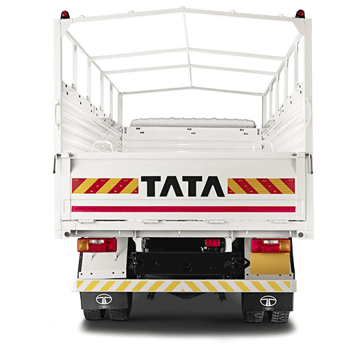 Tata 1010 Truck Back Flat Side