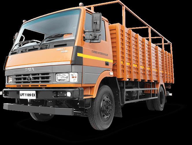 Tata 1109 Truck LH Side