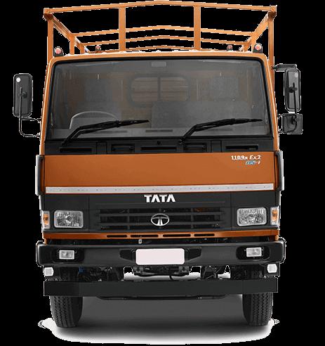 Tata 1109 Ex2 Truck Front