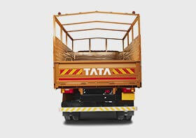 Tata 1109 Truck Back Side