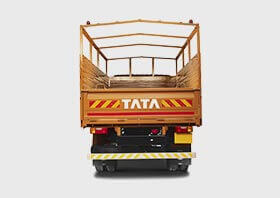 Tata 1109 Truck Back Small