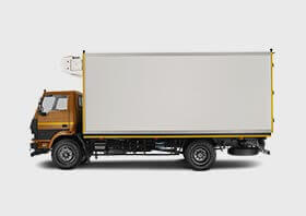 Tata 1109 Truck Container Flat Side