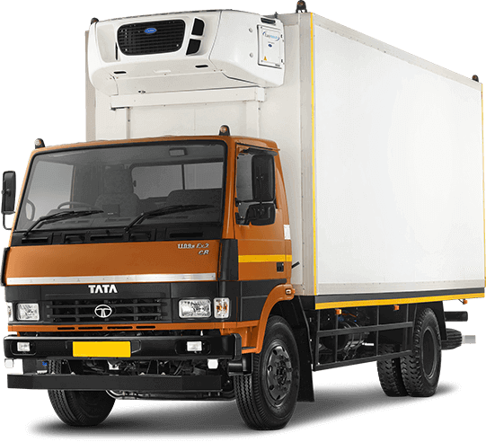 Tata 1109 Truck Container LH Side