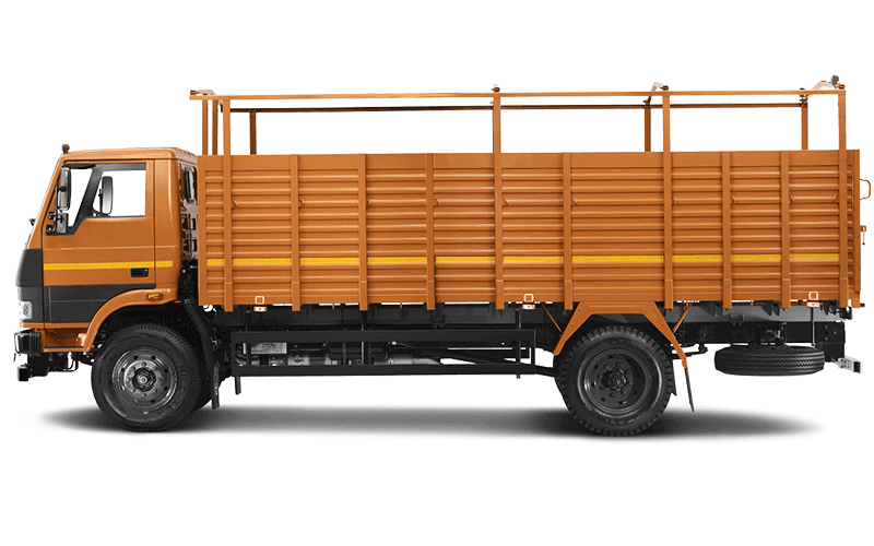 Tata 1109 Truck Flat Side View