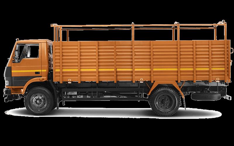 Tata 1109 Truck Flat Side View