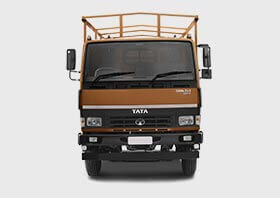 Tata 1109 Truck Front Side Small