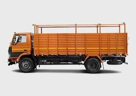 Tata 1109 Truck LH Flat side