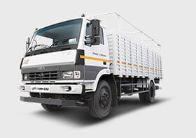 Tata 1109 Truck LH Side Small