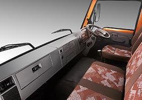 Tata 1412 Truck Co-driver Seat